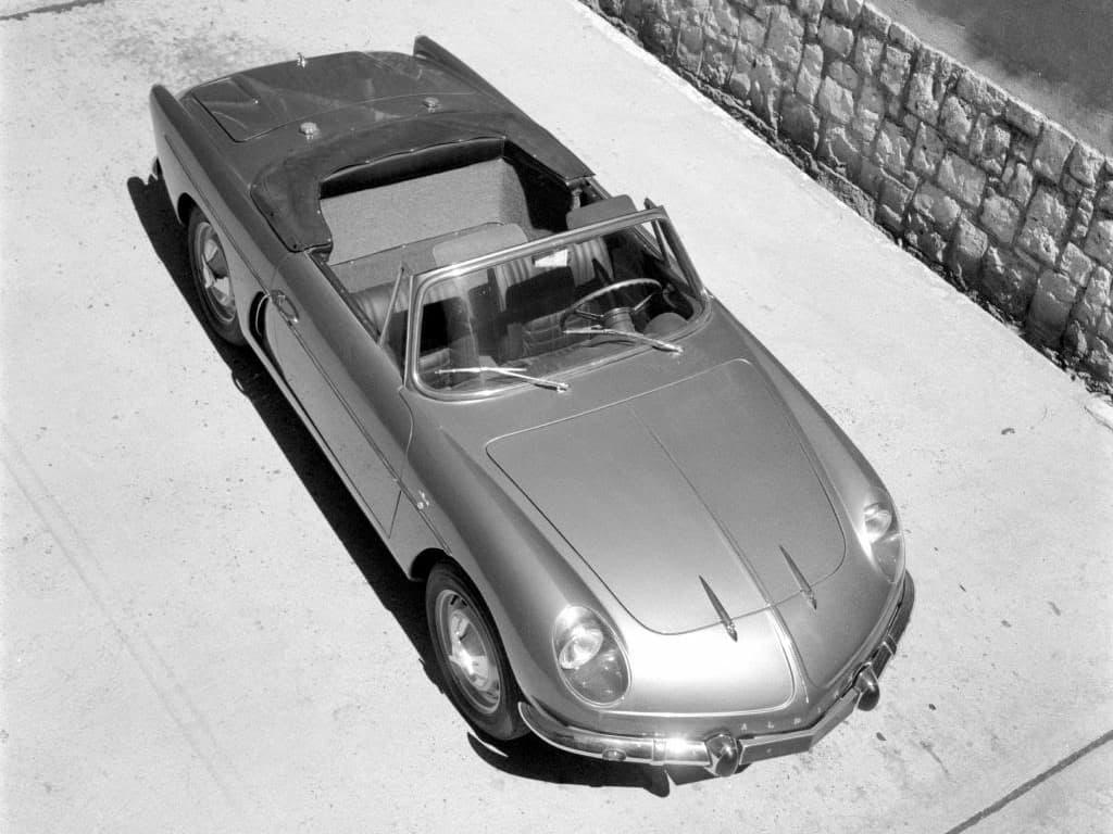 FASA Renault Alpine A108 Cabrio 1963–66 4 | FASA Renault Alpine A110 : Amor de España !