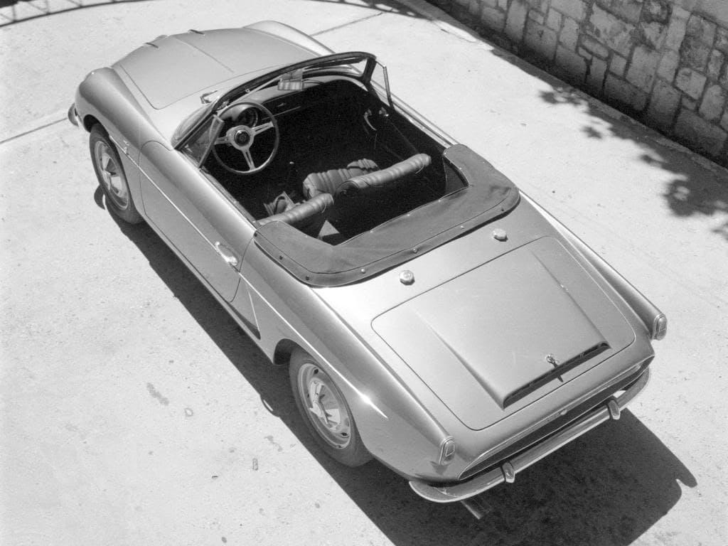 FASA Renault Alpine A108 Cabrio 1963–66 5 | FASA Renault Alpine A110 : Amor de España !