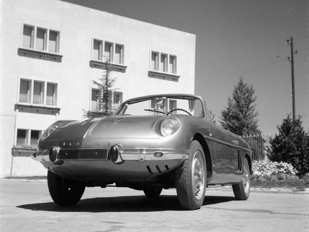 FASA Renault Alpine A108 Cabrio 1963–66 | FASA Renault Alpine A110 : Amor de España !
