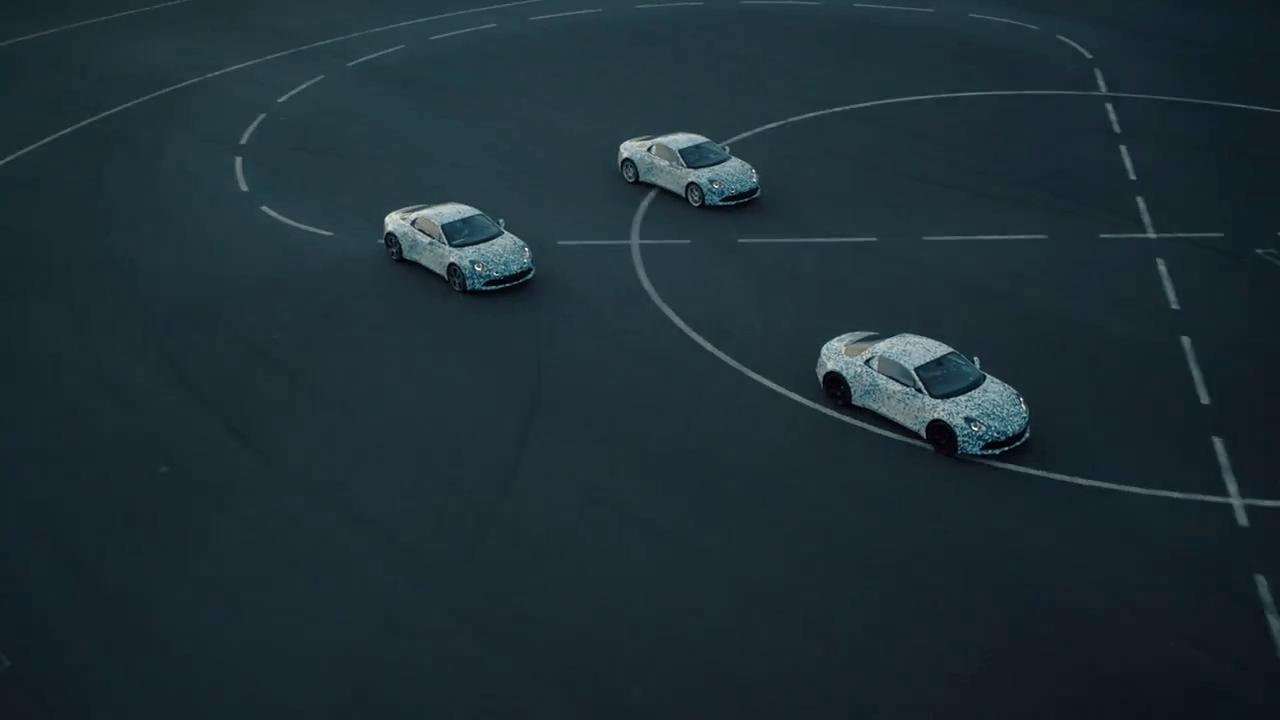 Alpine Première Edition sold out pour la France