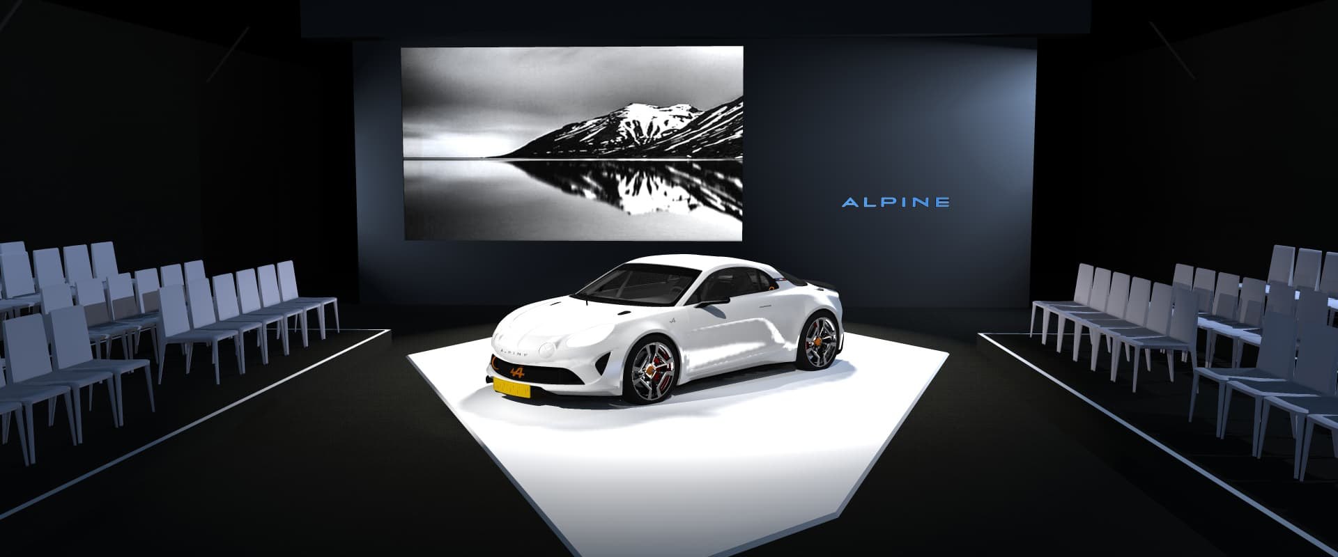 L' Alpine sera révélée à Genève le 7 mars