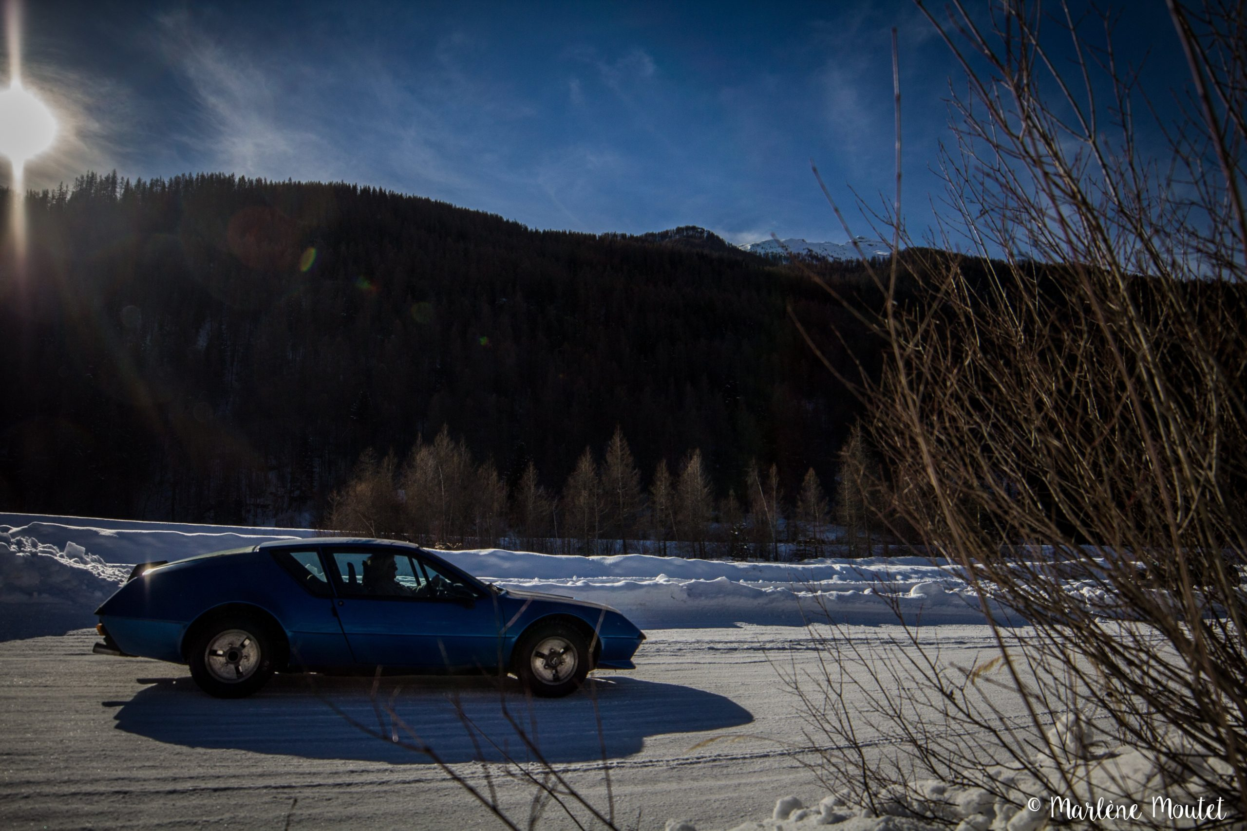 Alpine A110 A310 Orcières piste glace marlene moutet 22 scaled | Des Alpine et 1000 mètres de piste sur glace !