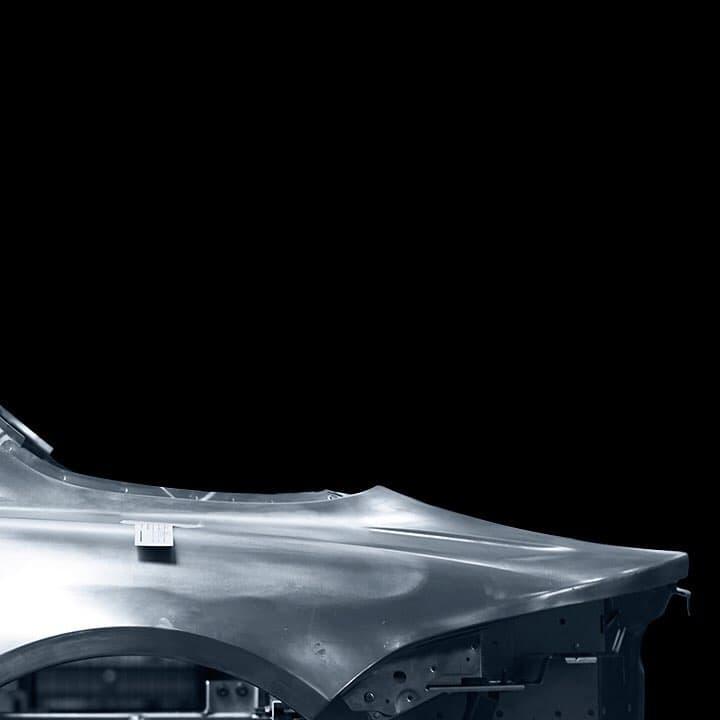 Alpine planet aluminium frame9   Alpine révèle la structure en aluminium de sa nouvelle berlinette