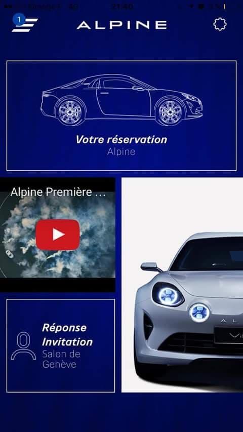 IMG 0947 | Alpine Cars a une invitation … pour vous !