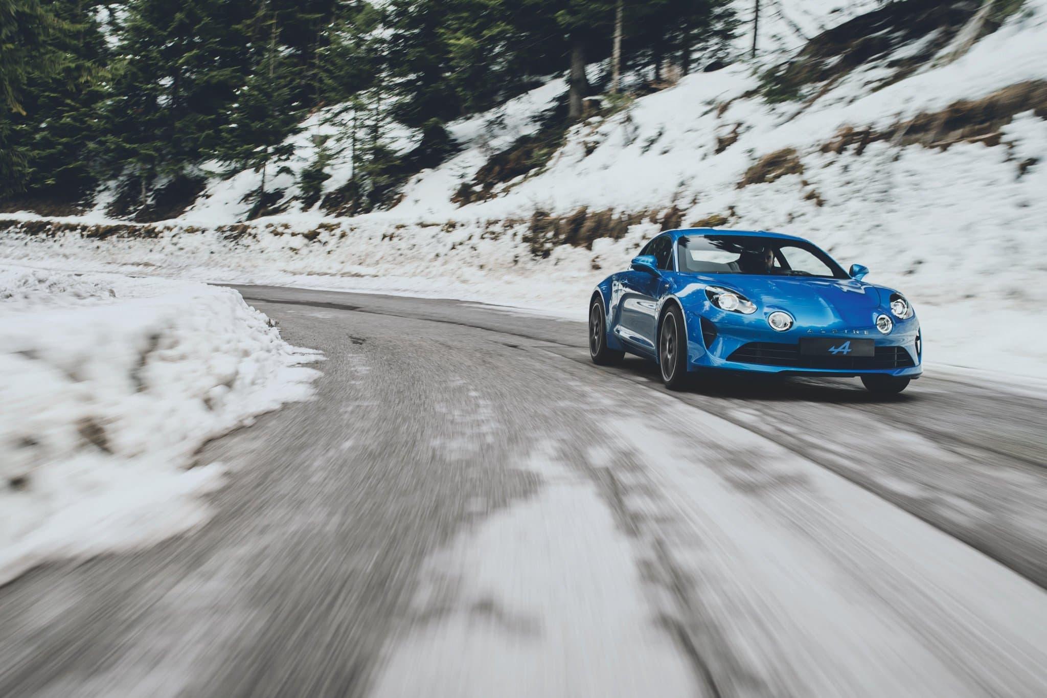 Alpine A110 Première Édition premières photos officielles