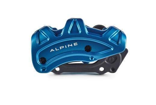 triers ECS de Brembo sur lAlpine A110 1 - Notre essai de la nouvelle Alpine A110 sur route !