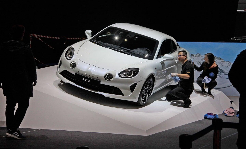 Salon de Genève 2017, l'Alpine A110 sous toutes les coutures !