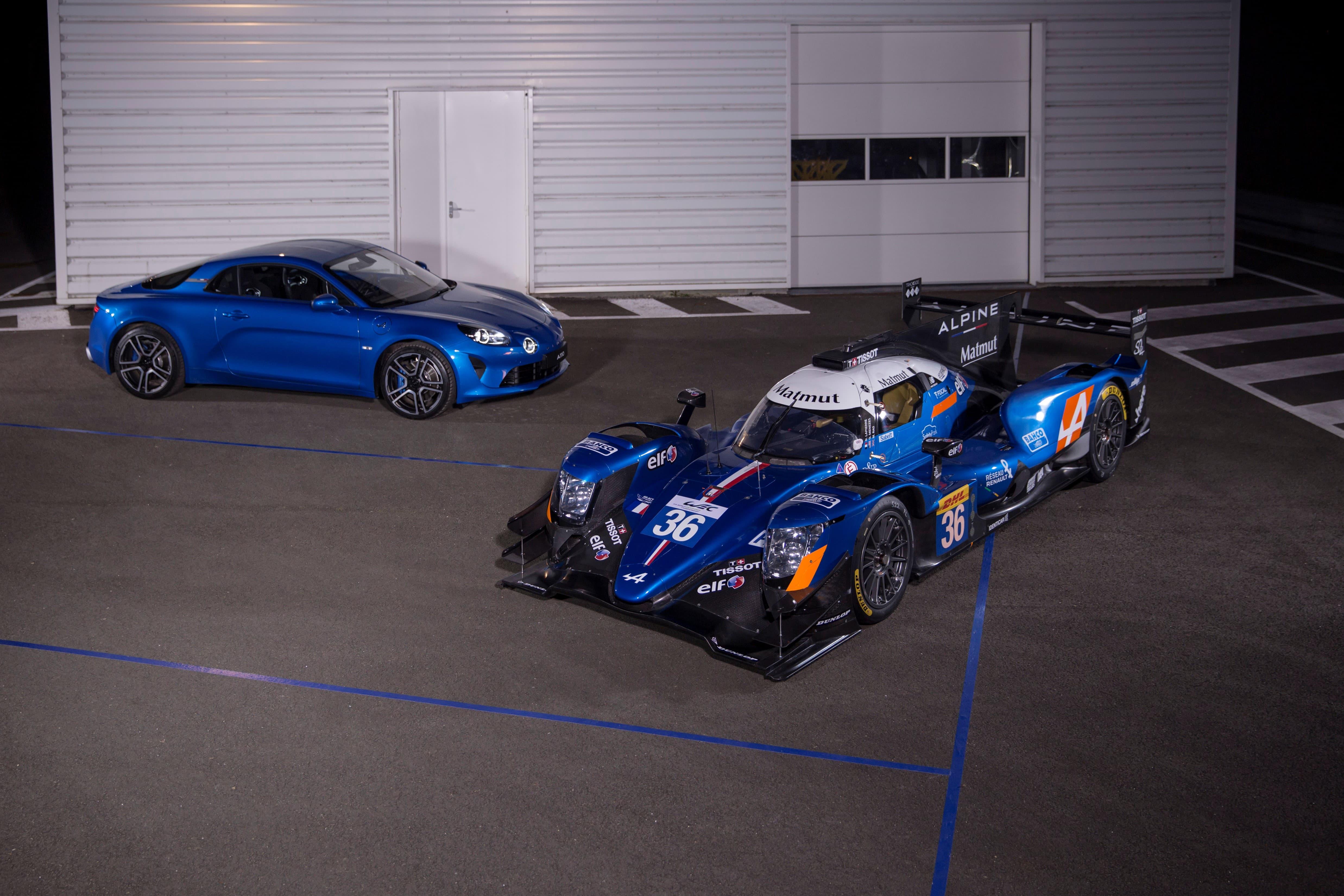 Alpine annonce la nouvelle A470 et ses équipages avec de très bonnes nouvelles pour le FIA WEC 2017