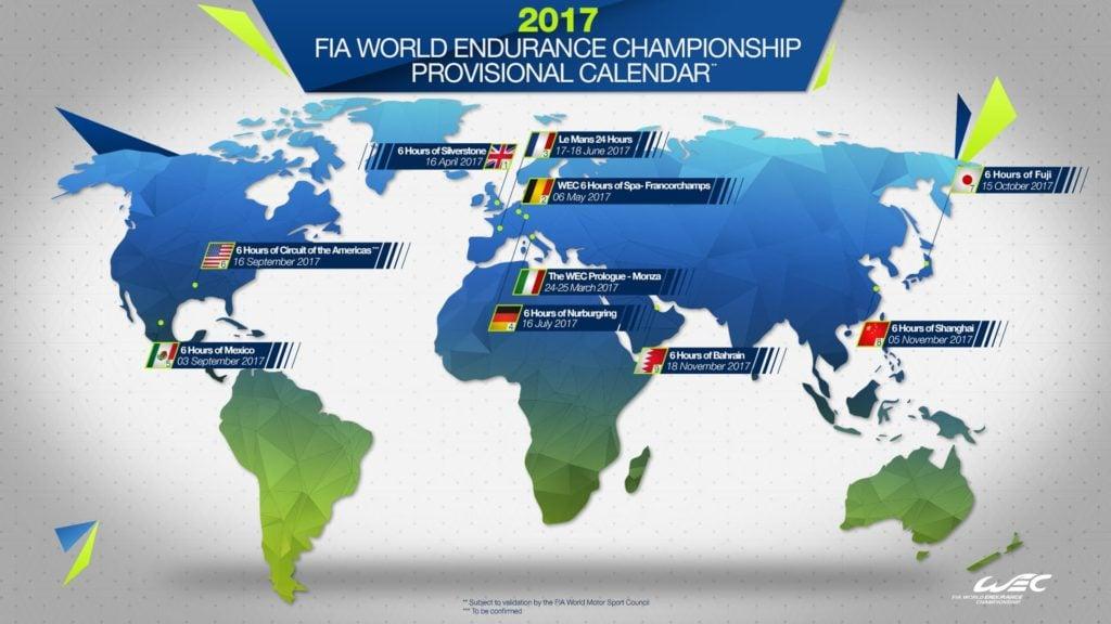 Calendar WEC 2017 | Nicolas Lapierre chez Toyota Gazoo Racing et Romain Dumas chez Alpine ?