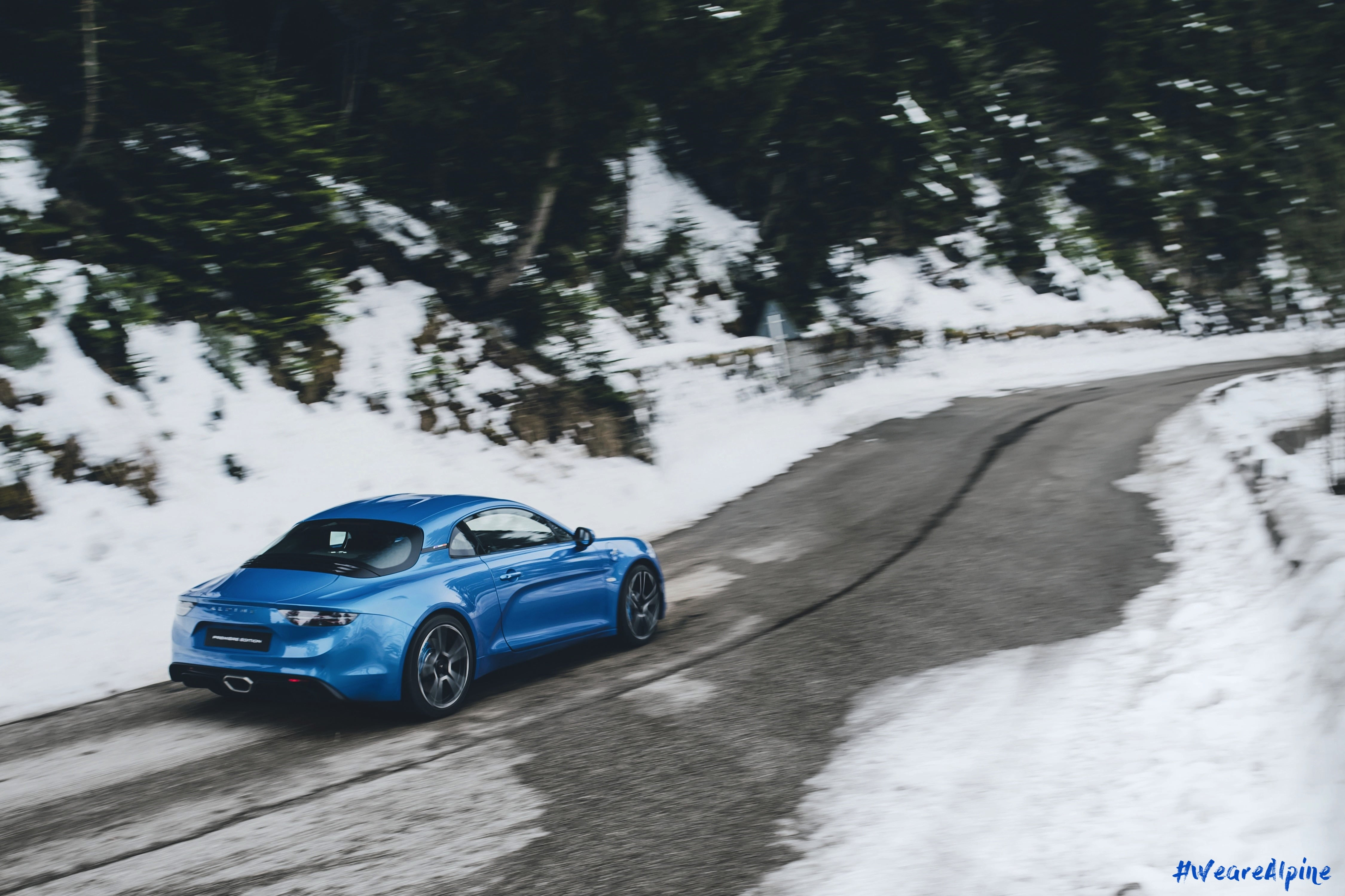Genève 2017 Alpine A110 Premiere edition officielle 15 imp   Trophée Argus Sportive/Passion 2018: Votez pour l'Alpine A110 !