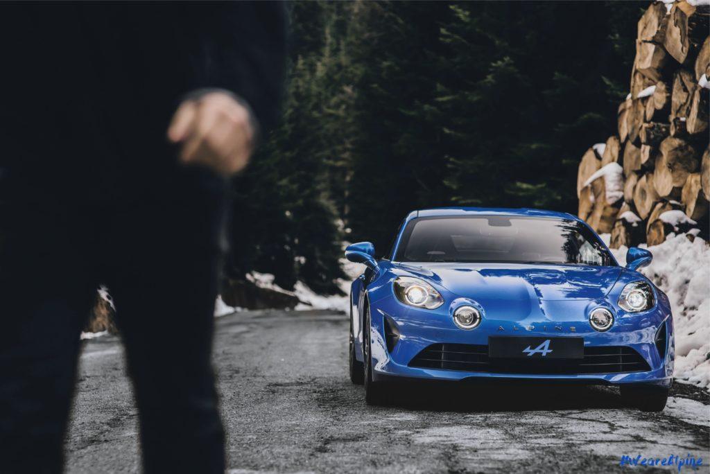 Genève 2017 Alpine A110 Premiere edition officielle 3 imp | Alpine A110 - Bilan des ventes en France 2019