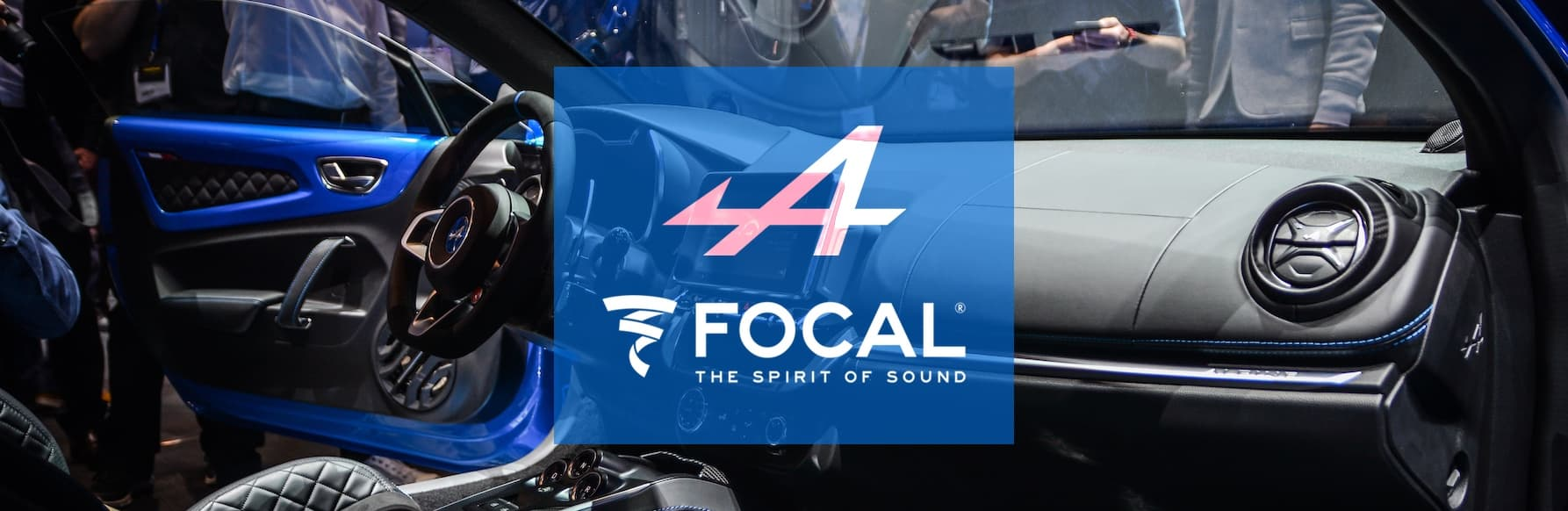 Focal apporte tout son savoir-faire à l'Alpine A110