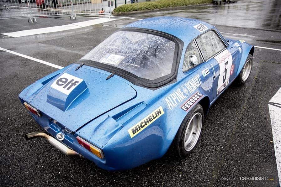 alpine A110 groupe 5 27 | Alpine A110 Gr.5 : un redoutable prototype à l'assaut des rallyes