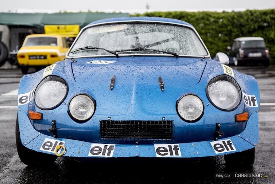 alpine A110 groupe 5 33 | Alpine A110 Gr.5 : un redoutable prototype à l'assaut des rallyes