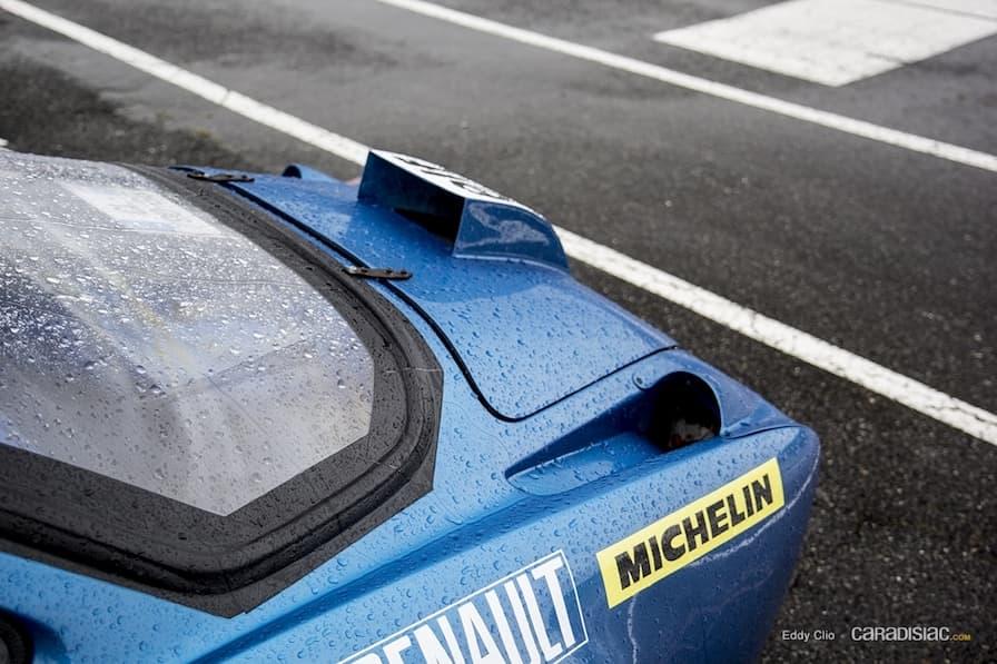 alpine A110 groupe 5 35 | Alpine A110 Gr.5 : un redoutable prototype à l'assaut des rallyes
