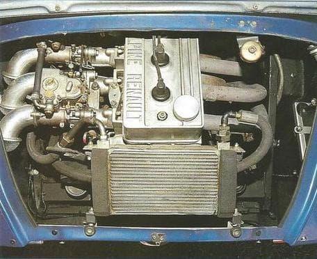 Alpine A110 Groupe 5 Gr5