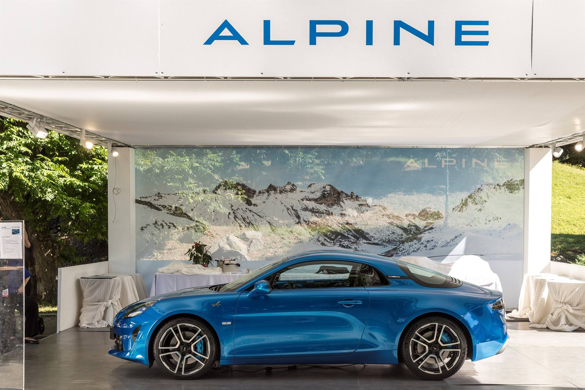 Trophée Argus Sportive/Passion 2018: Votez pour l'Alpine A110 !