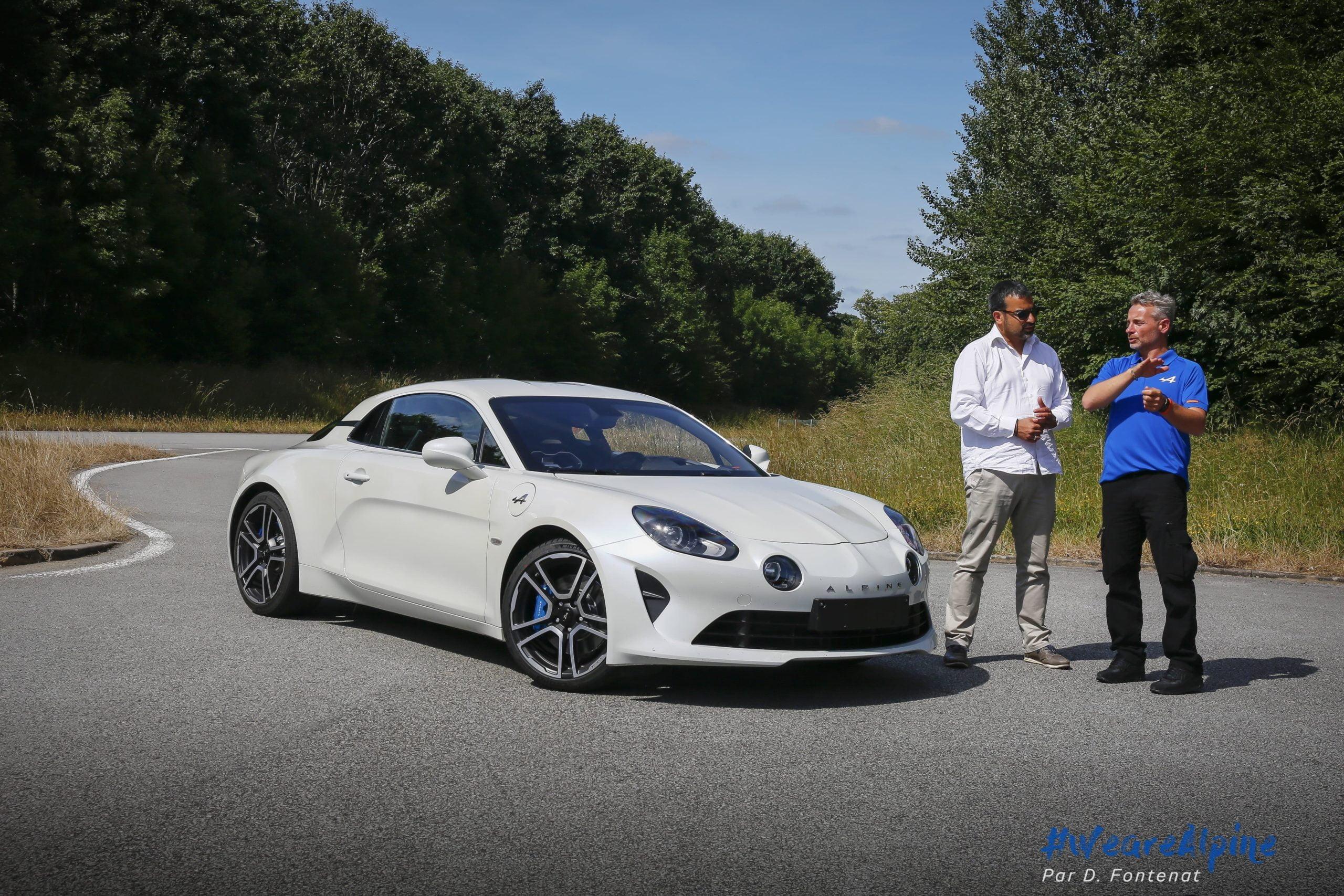 DF10092©D.Fontenat scaled | Essai vidéo de la nouvelle Alpine A110 sur circuit en exclusivité mondiale !