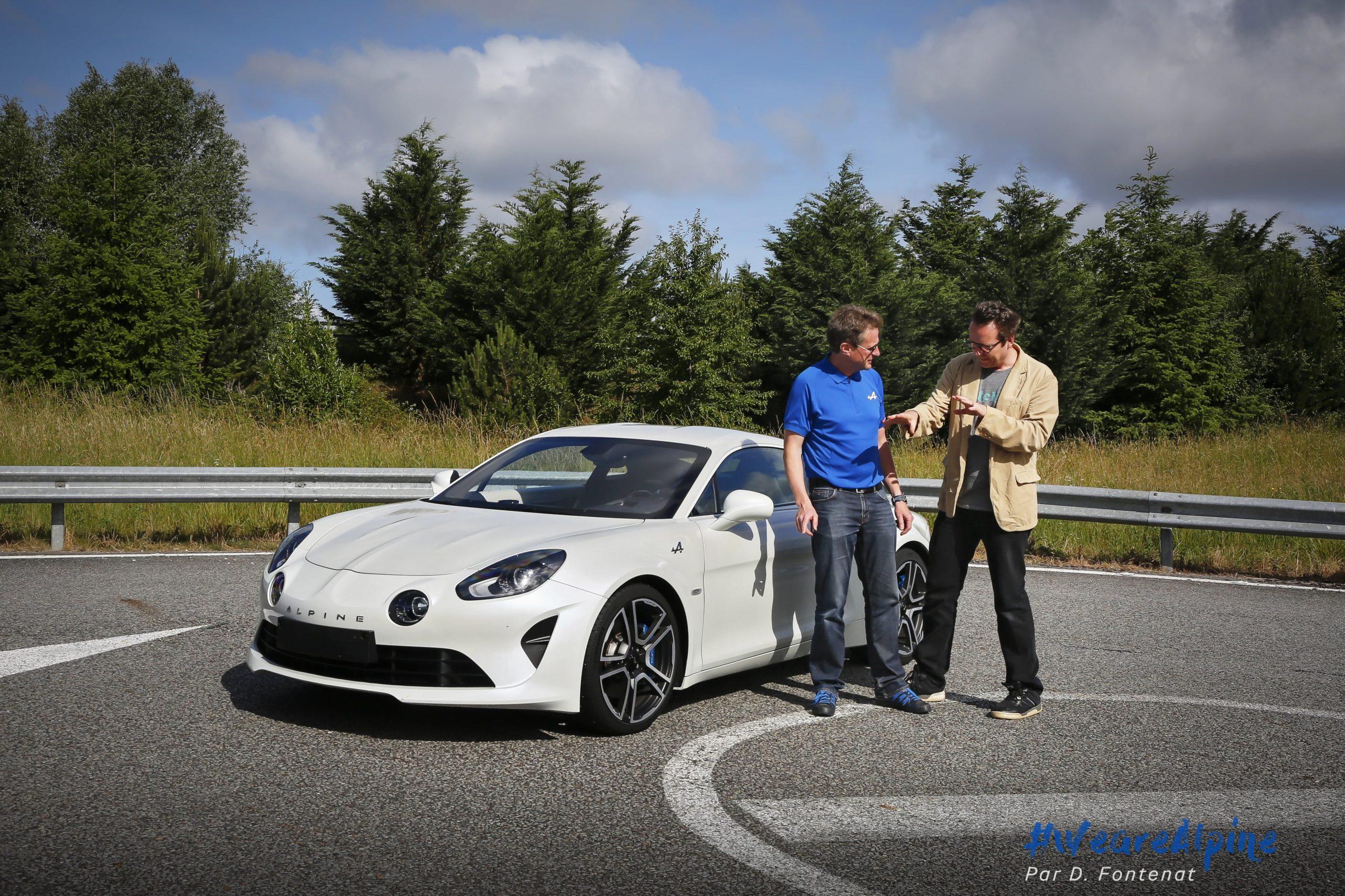 DF18602©D.Fontenat scaled | Essai vidéo de la nouvelle Alpine A110 sur circuit en exclusivité mondiale !