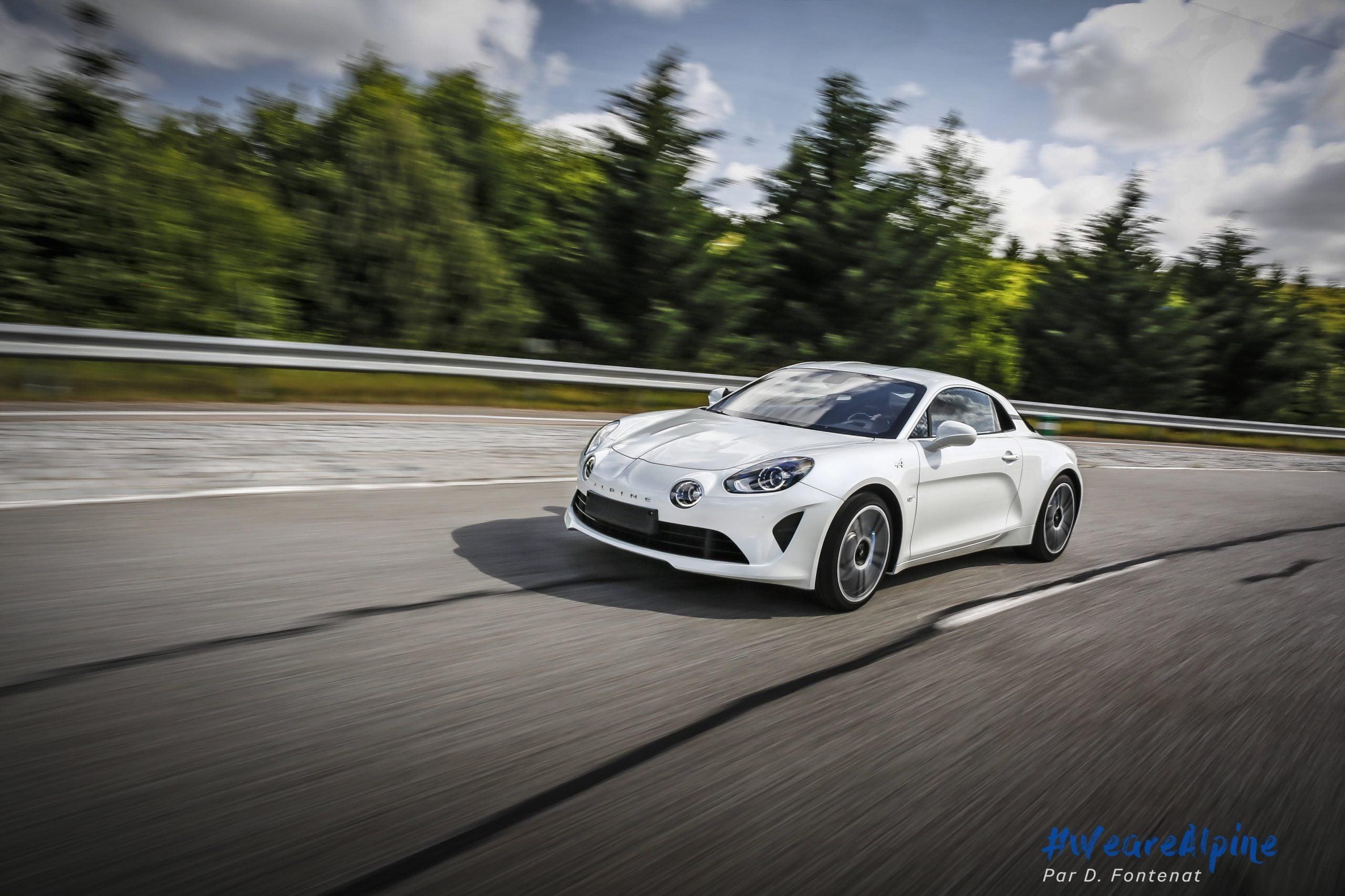 DF18723©D.Fontenat scaled | Essai vidéo de la nouvelle Alpine A110 sur circuit en exclusivité mondiale !