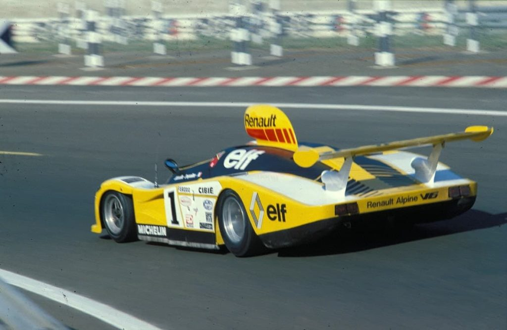 24 Heures du Mans 1978 pironi jabouille depailler jaussaud bell ragnotti frequelin a443 a442b a442a a442 victoire 32 | PassionnéMans Alpine ! (3ème Partie)