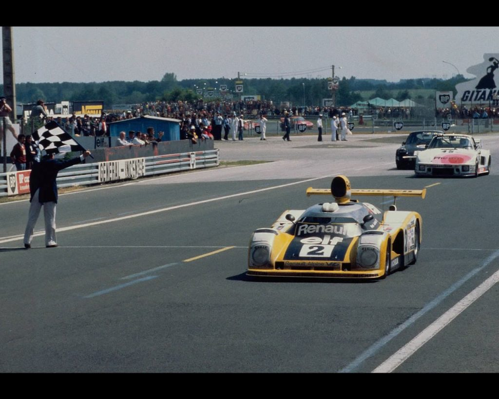 24 Heures du Mans 1978 pironi jabouille depailler jaussaud bell ragnotti frequelin a443 a442b a442a a442 victoire 36 | 24 Heures du Mans 1978, la victoire d'Alpine tant attendue !