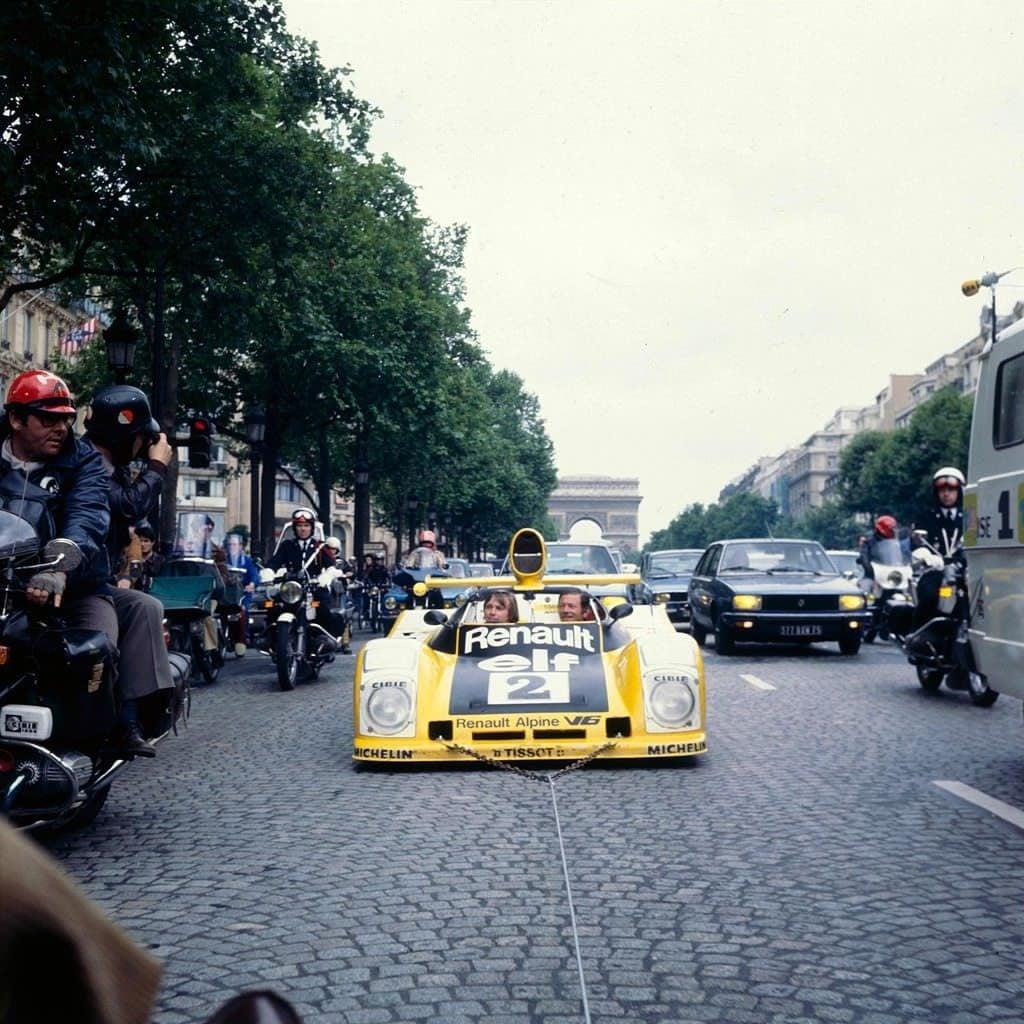 24 Heures du Mans 1978 pironi jabouille depailler jaussaud bell ragnotti frequelin a443 a442b a442a a442 victoire 8   Jean Pierre Jaussaud Vainqueur Des 24Heures du Mans avec Alpine nous a quitté.