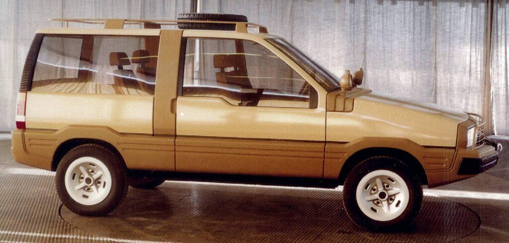 SUV VVA Alpine