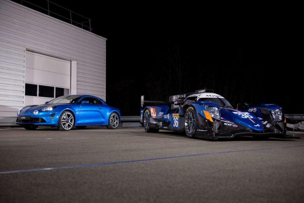 Alpine A110 CUP Signatech A470 WEC 2018 1019   [Officiel] Luca De Meo annonce la naissance d'Alpine F1® Team en 2021