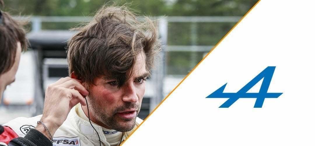 Pierre Sancinéna, futur pilote de l'Alpine A110 GT4 ?