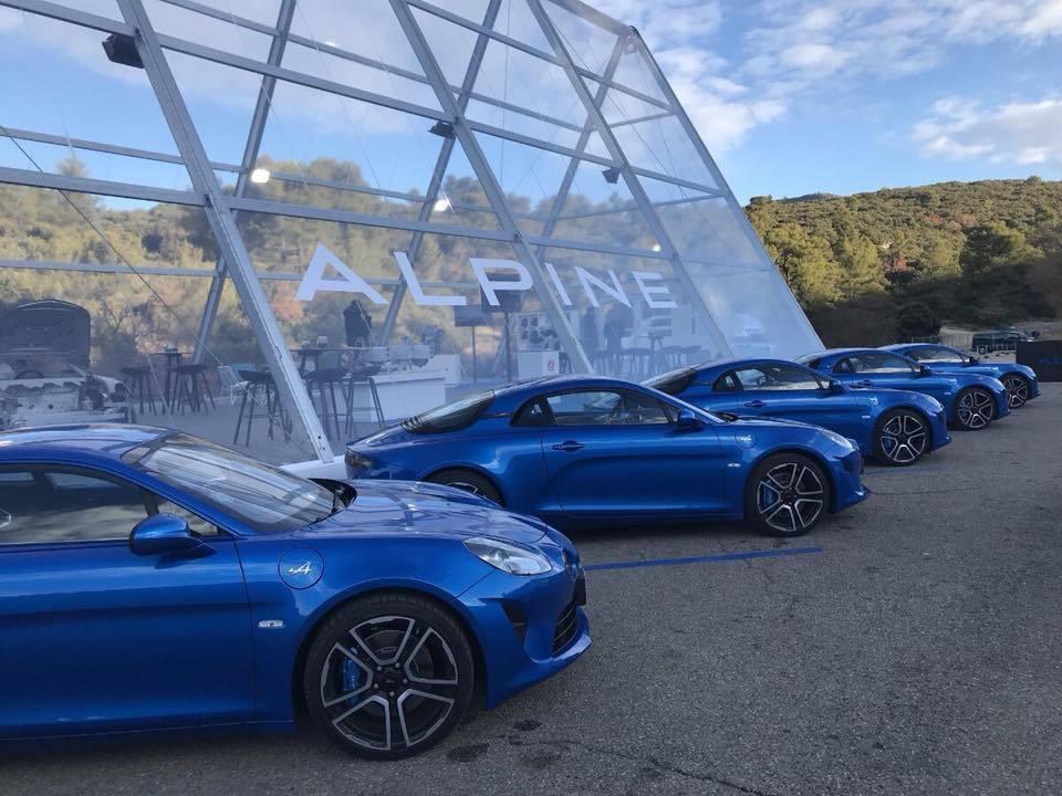 24067958 1161834153947822 5561628767863296844 n | Les essais presse débutent pour l'Alpine A110 !