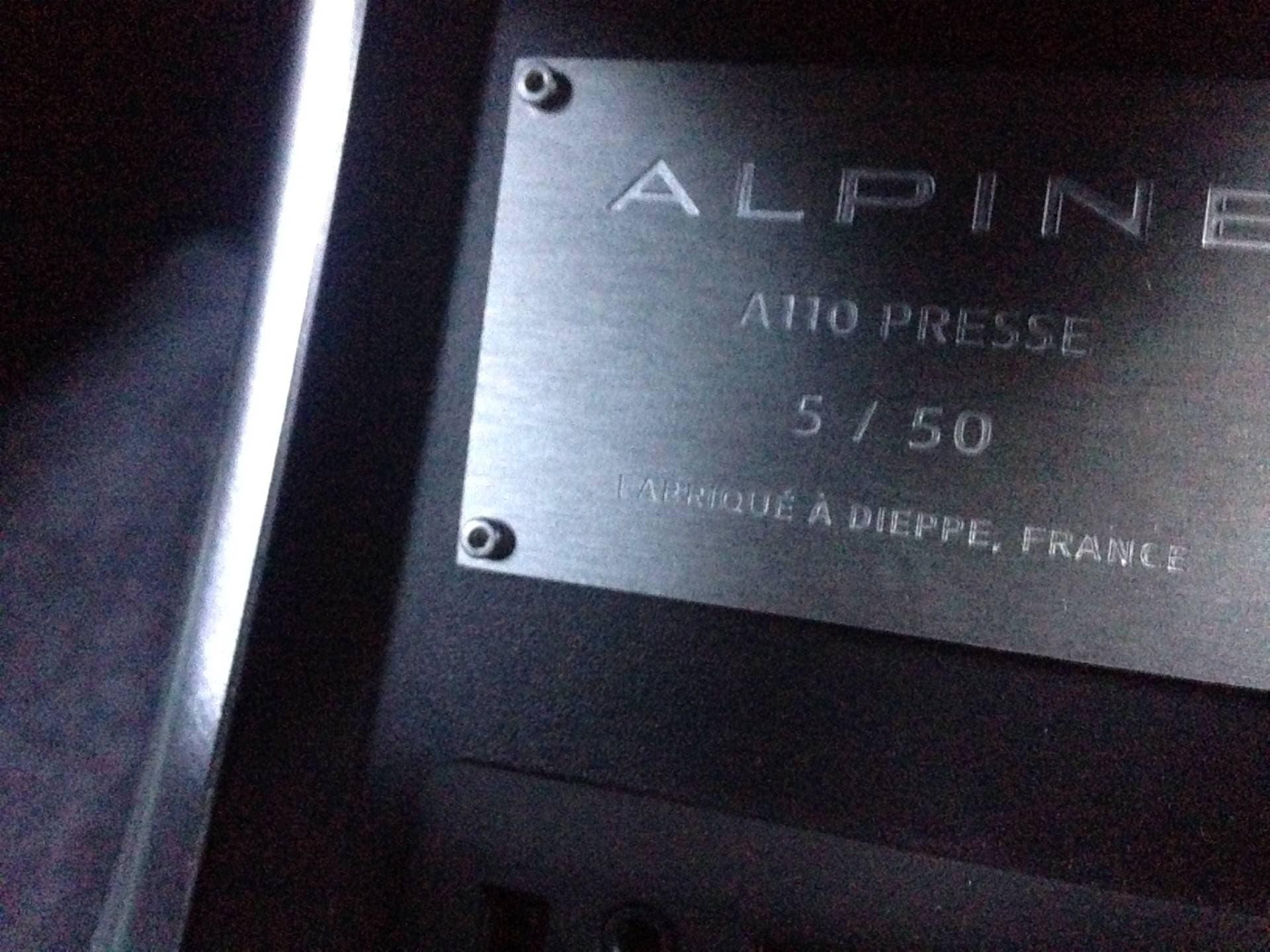 Alpine A110 Essais Presse International 2 | Les essais presse débutent pour l'Alpine A110 !
