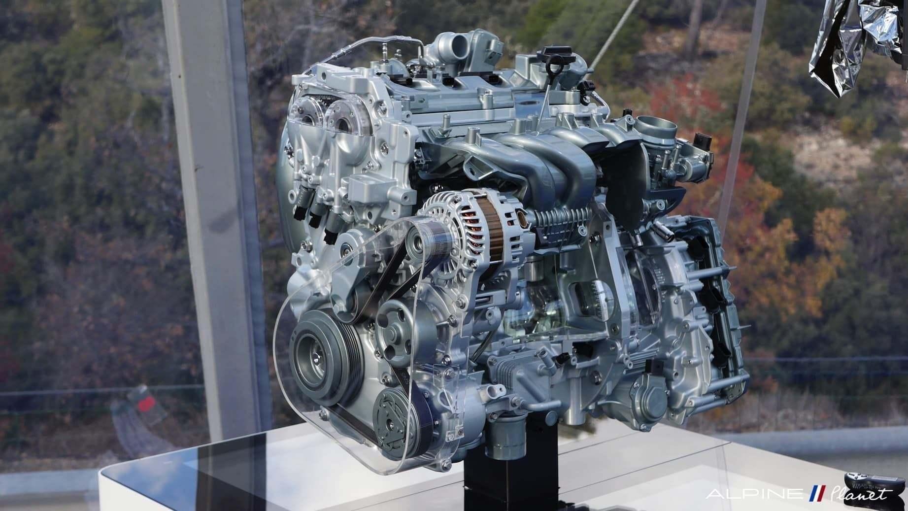 Alpine A110 Essai presse premiere edition moteur M5PT 1 imp | Alpine A110 Sport / AS110: la version performance pour 2019 !