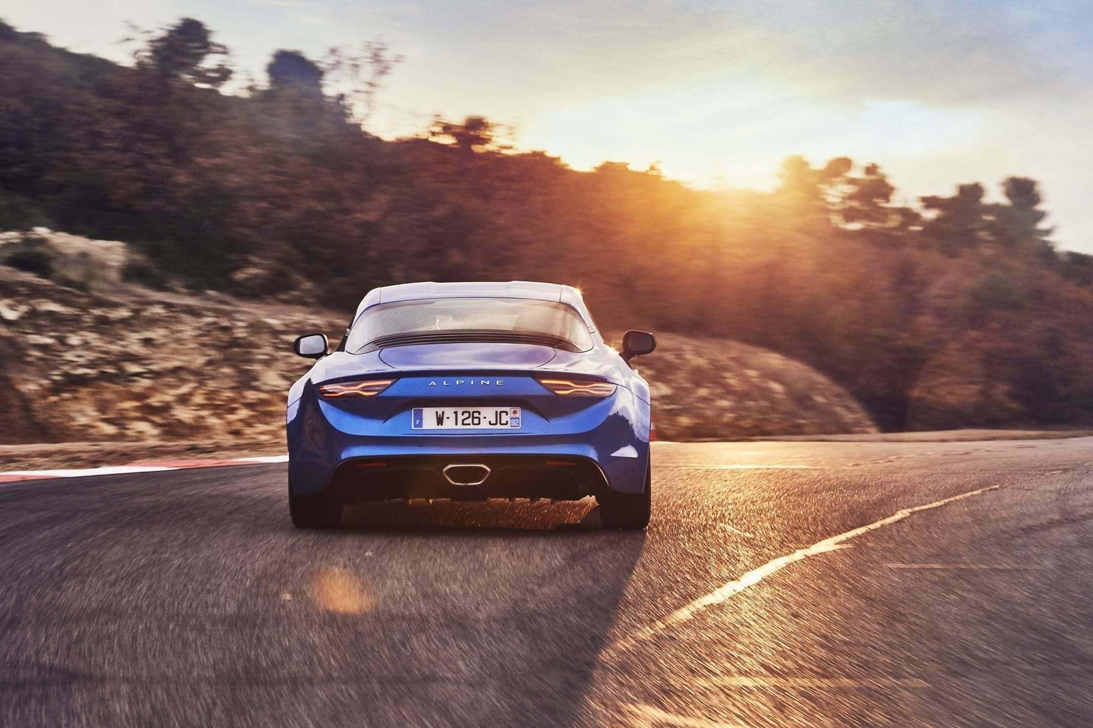 Alpine planet 2017 Alpine A110 test drive 37 - Notre essai de la nouvelle Alpine A110 sur route !