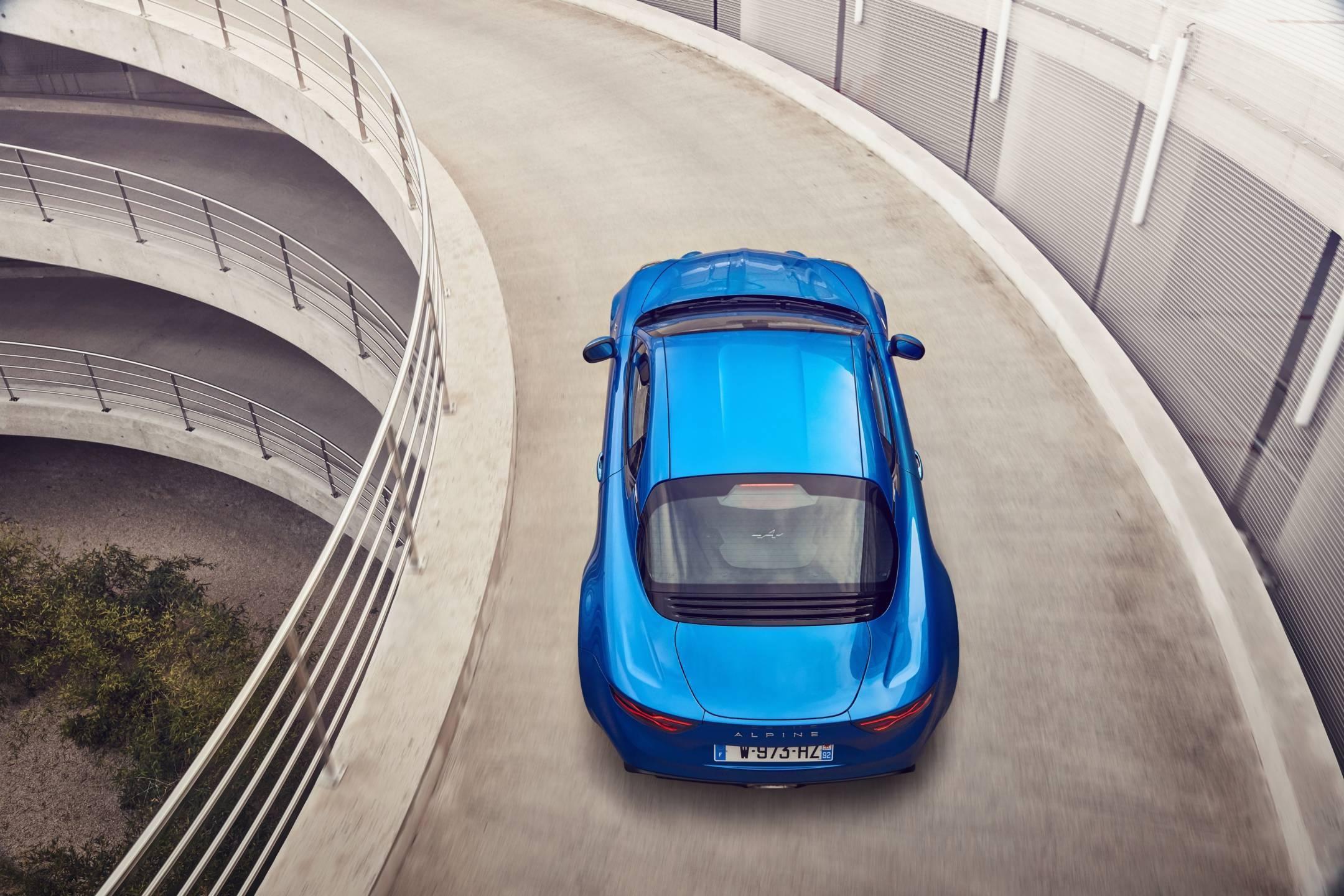Alpine planet 2017 Alpine A110 test drive 38 - Notre essai de la nouvelle Alpine A110 sur route !