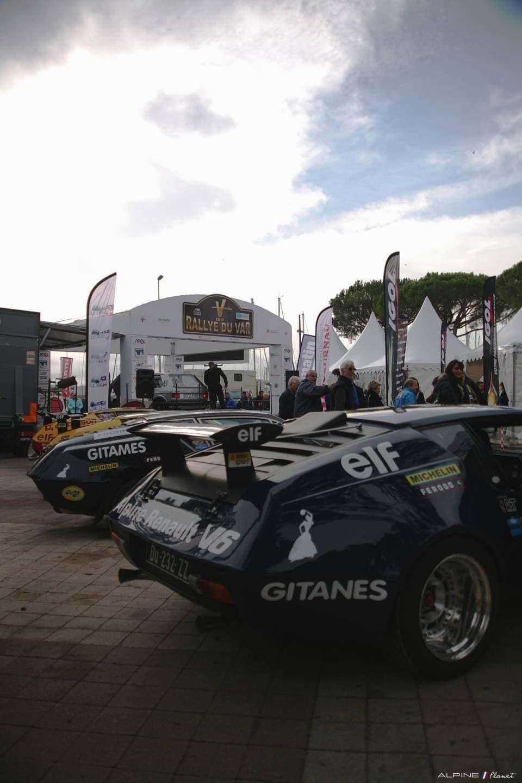IMG 9698 imp | 40ème anniversaire de la victoire de l'Alpine A310 au Rallye du Var