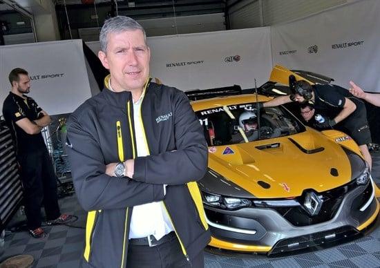 Jean Pascal Dauce ingénieur Chef Alpine A110 RS 01 Renault | Alpine prépare l'avenir et fait évoluer son organigramme