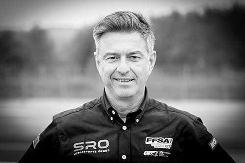 Patrice Goueslard FFSA GT SRO ALPINE GT4 | L'Alpine A110 GT4 devrait participer au FFSA GT en mi-saison !