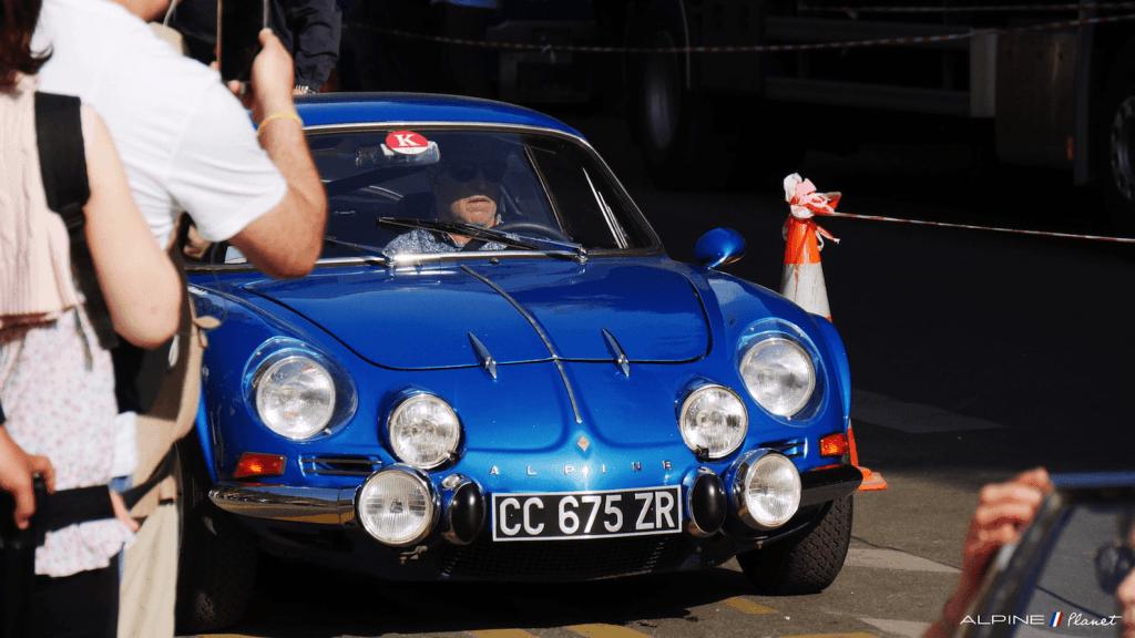 Alpine Planet Tour Auto 2018 Peter Paris A110 A310 48 imp | Tour Auto 2018: Les Alpine entrent en scène au Grand Palais !