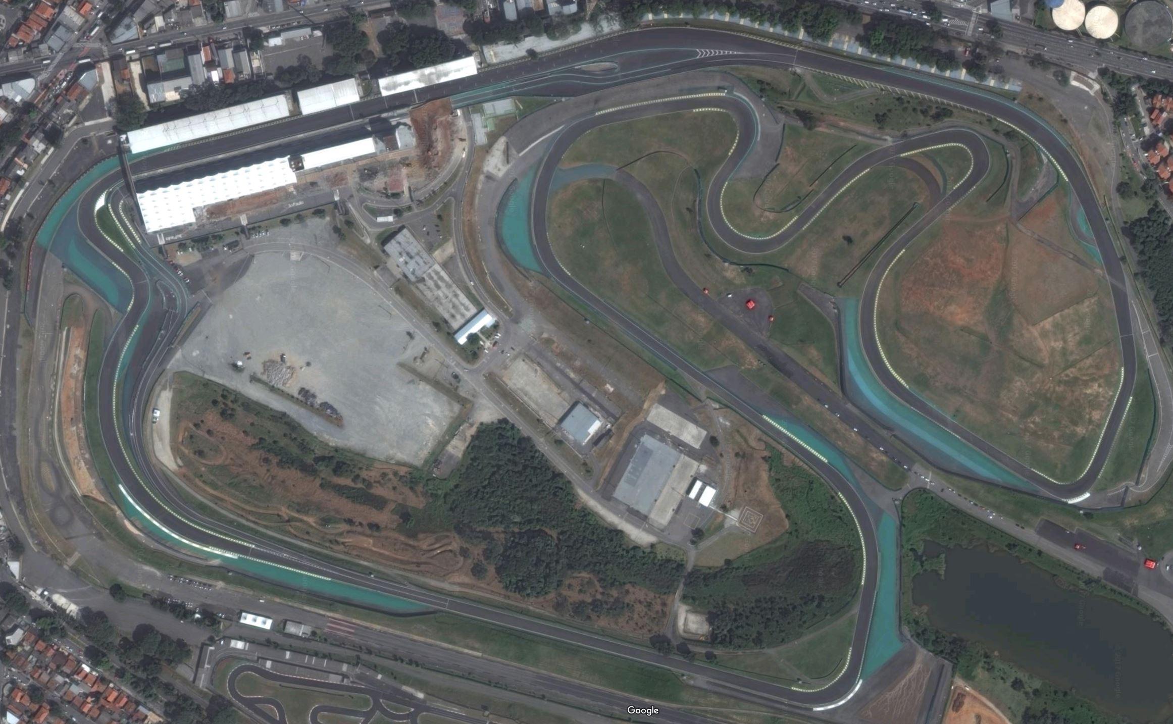Autodromo José Carlos Pace Interlagos Sao Paulo - Overland Interlagos: l'Alpine Made in Brazil !