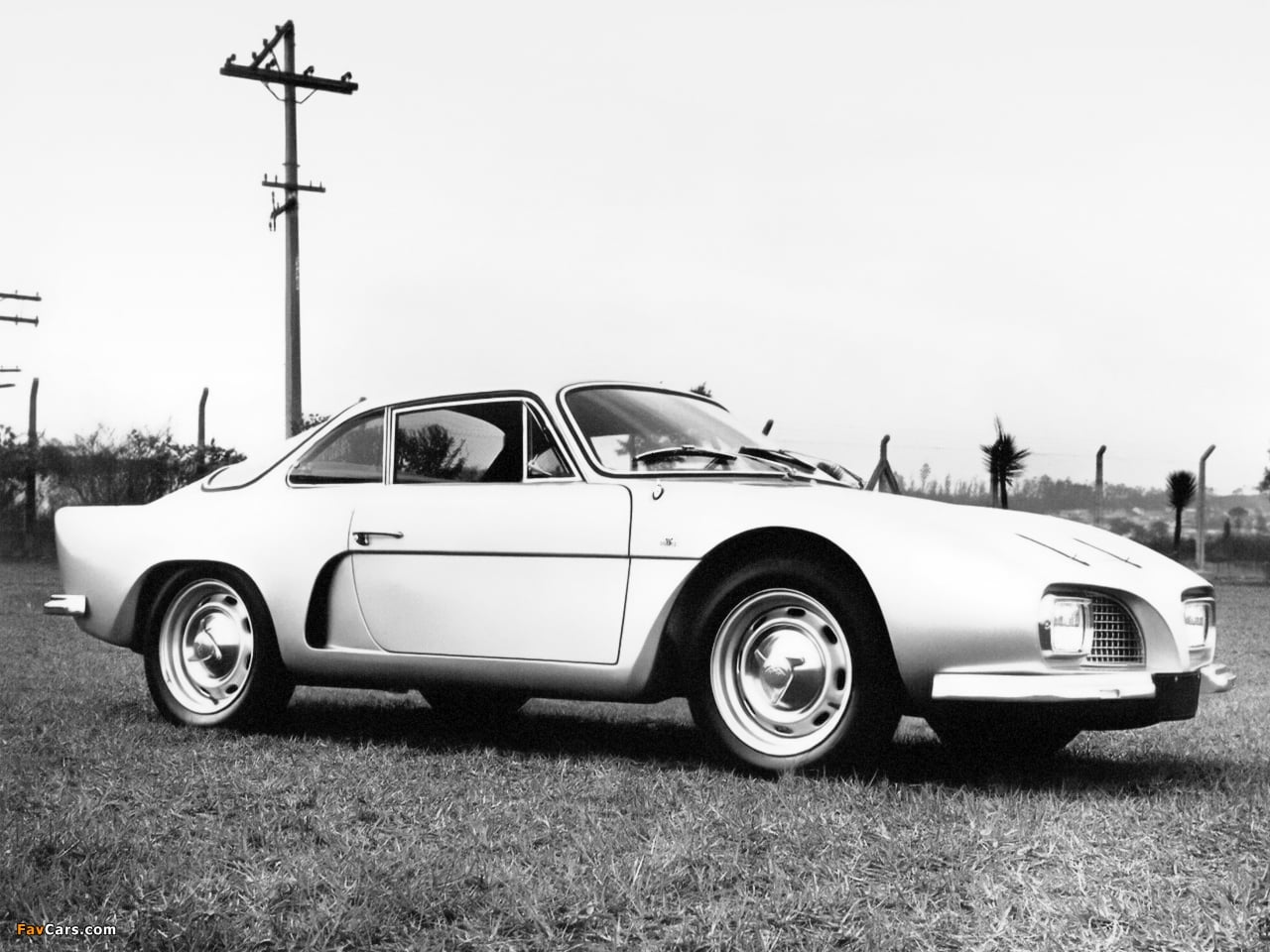 Willys Interlagos II Prototype 1966 5 | Overland Interlagos: l'Alpine Made in Brazil !