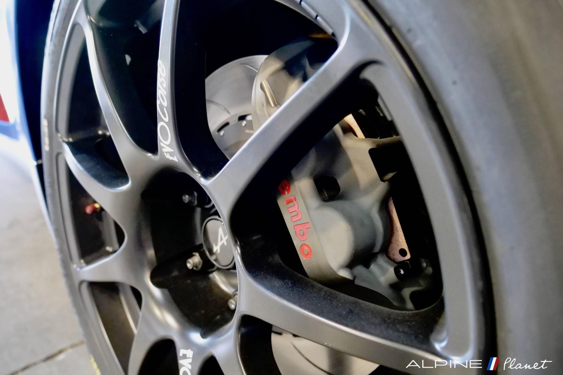 EVO Corse Alpine A110 Cup
