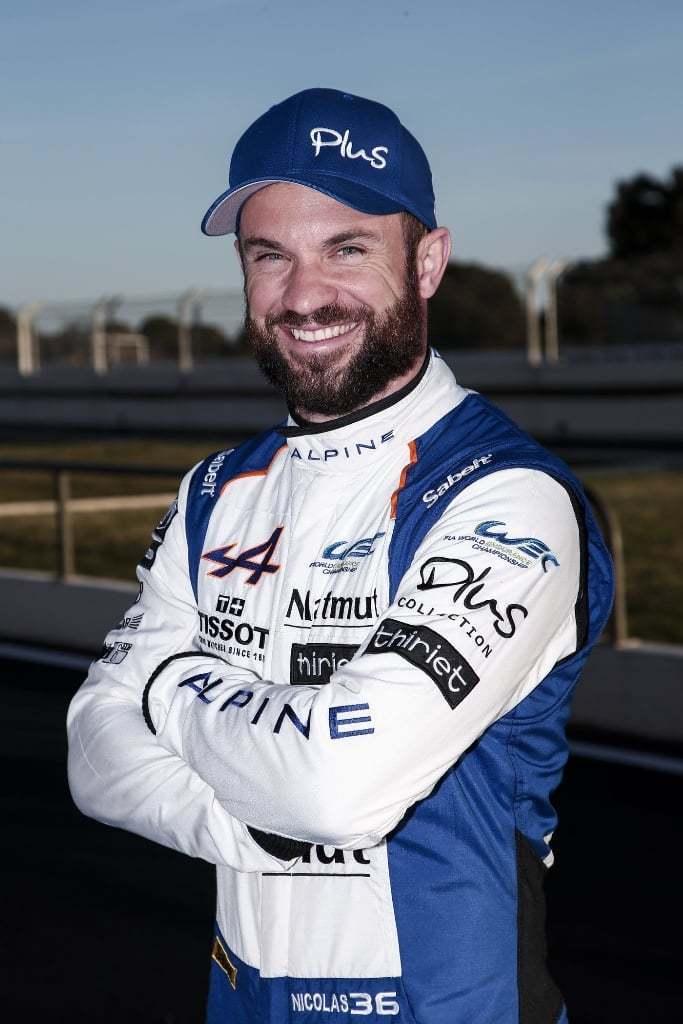 Nicolas Lapierre Signatech Alpine Matmut 24 Heures du Mans 2018 | Signatech Alpine Matmut arrive 2ème aux 24 Heures du Mans