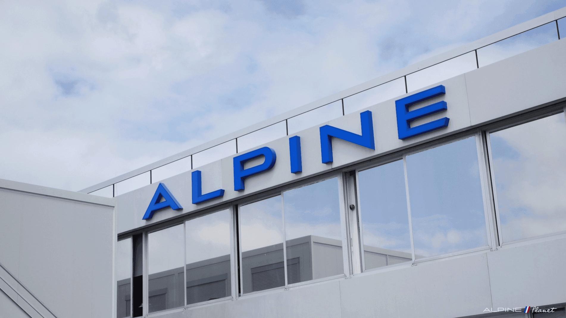 Alpine Planet Visite Usine Dieppe 2018 A110 Berlinette Andrieux 87 | Usine Alpine de Dieppe: au coeur de la fabrication de l'A110 !