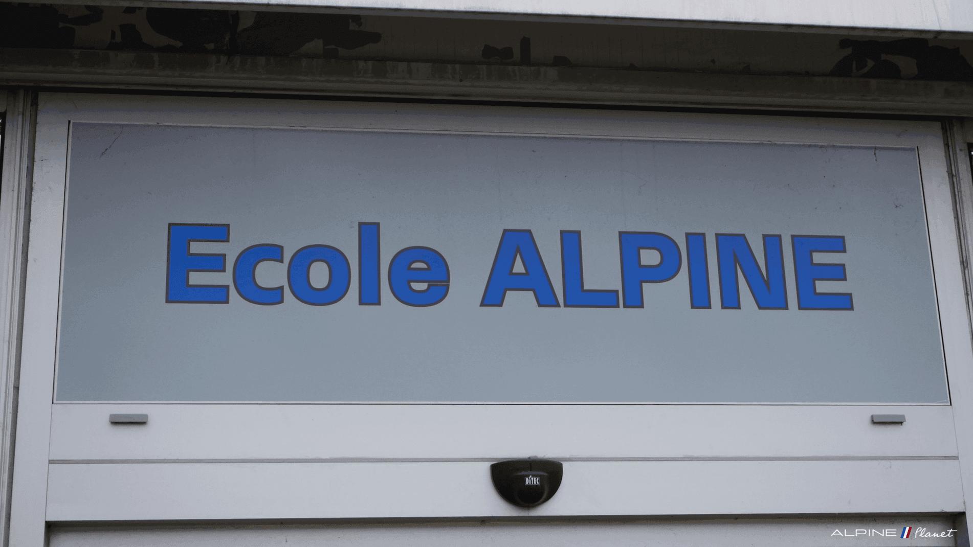 Alpine Planet Visite Usine Dieppe 2018 A110 Berlinette Andrieux 90 | Usine Alpine de Dieppe: au coeur de la fabrication de l'A110 !