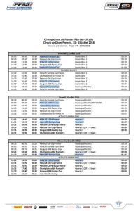 Alpine A110 GT4 Dijon calendrier engagés FFSA SRO CMR | FFSA GT4: deux Alpine A110 GT4 engagées par CMR à Dijon