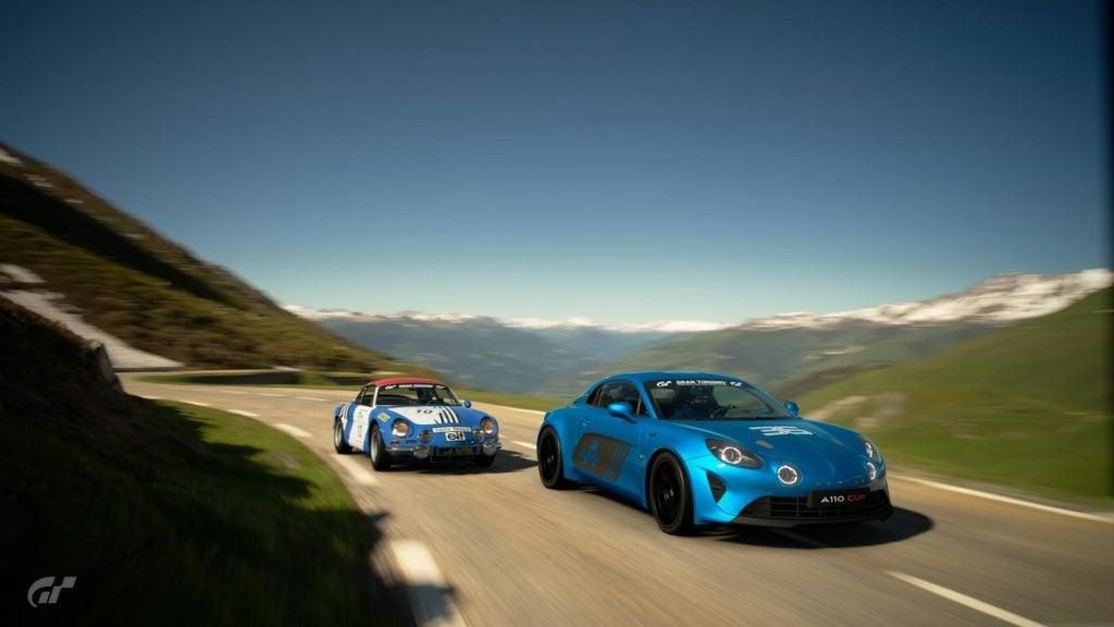Alpine Planet Gran Turismo Sport GT PS4 Championnat A110 Vision VGT 5 | 30 idées de cadeaux de Noël pour les passionnés d'Alpine