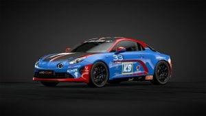 GoshtRider Racing | Gran Turismo Sport:  Grand concours Alpine Planet Cup !
