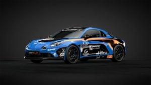 Pierre Sancinena   Gran Turismo Sport: Grand concours Alpine Planet Cup !