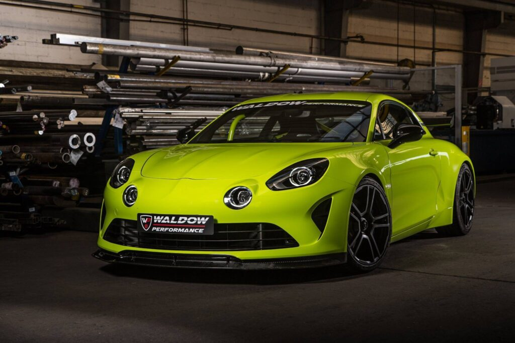 Waldow Performance Alpine A110 WP300 3 | Quand les préparateurs s'attaquent à l'Alpine A110